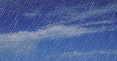 أمطار غزيرة – أرشيفية