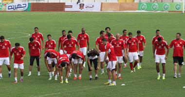 23 لاعباً فى معسكر المنتخب..وصلاح والننى ينتظمان غداً