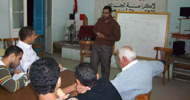 """ورشة عمل للحزب الناصرى بالسويس حول """"الاتصال السياسى"""""""