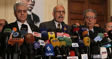 """استطلاع """"بى بى سى"""": 82% من المصريين ينبذون جبهة """"الإنقاذ"""""""