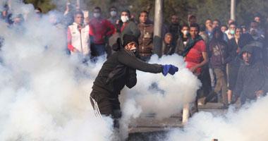 """""""الحق فى الدواء"""": سعر قنبلة الغاز المستخدمة بمصر 55 دولارا"""