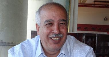 هلال عبد الحميد عضو الهيئة العليا للحزب المصرى الديمقراطى