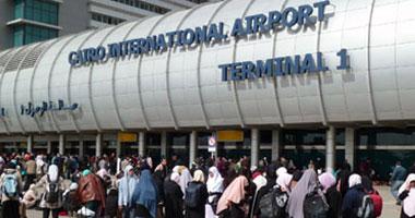 مباحث المطار تضبط 4 هاربين من تنفيذ أحكام قضائية بمطار القاهرة