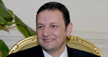 الدكتور باسم عودة وزير التموين والتجارة الداخلية