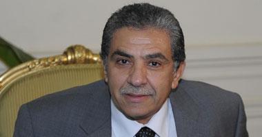 الدكتور خالد فهمى عبد العال وزير الدولة لشئون البيئة