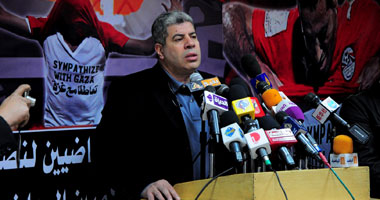 شوبير: سمير زاهر هددنى قبل الثورة بالسجن وأحمد فتحى ليس خائنًا