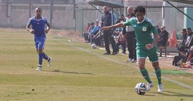 بالصور.. المصرى يكتسح غزل بورسعيد بنصف دستة أهداف