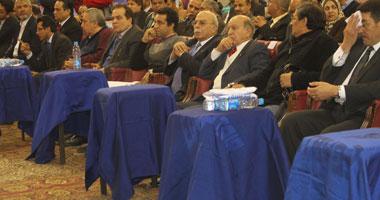 بالصور.. مجلس الزمالك يشارك فى مؤتمر تأييد الدستور