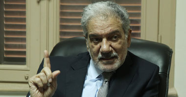 """على السلمى: وصف ثورة 25 يناير بالمؤامرة """"سفالة"""" و""""قلة أدب"""""""