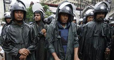 الشرطة البنجلادشية : عشرات المفقودين فى غرق العبارة المنكوبة