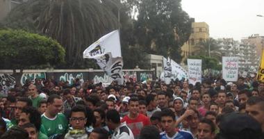 تظاهرات بورسعيد للمطالبة بإسقاط المرشد