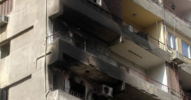 السيطرة على حريق شب داخل شقة سكنية فى المطرية دون إصابات