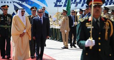 """السيسى يزور السعودية على متن """"مصر للطيران"""" لخضوع طائرة الرئاسة للصيانة"""