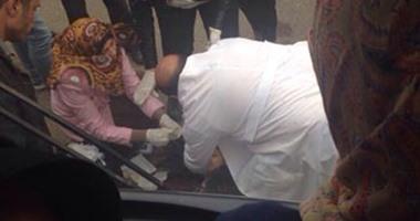 آخر صور الطالبة  يارا طارق  تحت عجلات أتوبيس الجامعة الألمانية  اليوم السابع