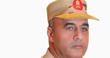 اللواء أركان حرب محمد عبد اللاه  قائد الجيش الثالث الميدانى