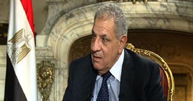 """رئيس الوزراء: افتتاح القناة الجديدة """"يوم فرح"""" ولن يبنى مصر غير أبنائها"""