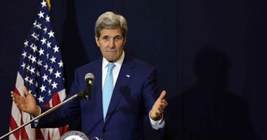 جون كيرى يشدد على أهمية الإبقاء على الاتفاق النووى الإيرانى