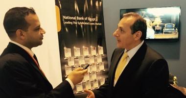 رئيس البنك الأهلى: زراعة 10 آلاف فدان بتكلفة 200 مليون جنيه بالفرافرة
