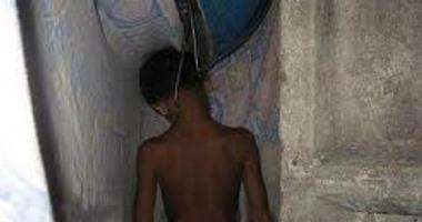 صورة شاب يشنق نفسه بالحوامدية بعد تعرضه لأزمة نفسية ..والشرطة تحقق