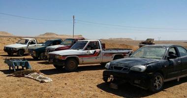 أمن الإسكندرية يضبط تشكيل عصابى تخصص فى سرقة السيارات