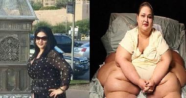 بالصور..أثقل امرأة بالعالم تخسر نصف وزنها بعد نجاتها من حكم بالإعدام