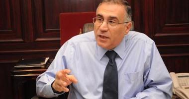 محمد بدر الدين زايد سفير مصر فى لبنان - أرشيفية