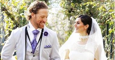 بالصور.. زوجان يقيمان حفل زفاف فى 38 دولة حول العالم من ضمنها مصر