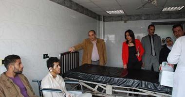 إحالة أطباء بمستشفى بولاق الدكرور للتحقيق للإهمال فى متابعة المرضى