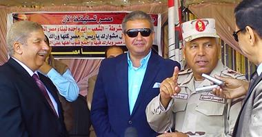 كامل الوزير - مشروع محور قناة السويس الجديدة ليس الوحيد الذى ستشهده مصر