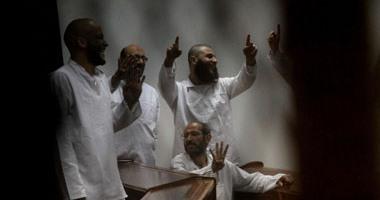 تأجيل محاكمة 590 متهماً فى أحداث عنف المنيا لجلسة 13 مارس الجارى