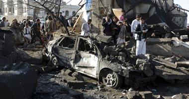 مقتل شخص وإصابة 37 آخرين فى انفجارين بالعاصمة اليمنية صنعاء