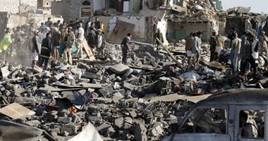 مقتل عشرات الحوثيين فى هجوم على موقع عسكرى بمدينة رداع وسط اليمن