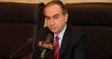 الدكتور خالد زكريا العادلى محافظ الجيزة