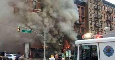 حريق نيويورك