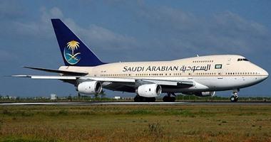 تعرض طائرة ركاب سعودية لعطل فنى فى الجو وعودتها لمطار خالد بجدة