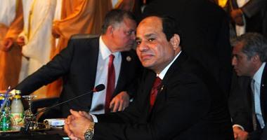 """""""اليوم السابع"""" ينشر مشروع البيان الختامى للقمة العربية الـ26 بشرم الشيخ"""