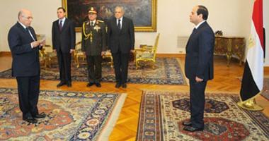 صلاح هلال وزير الزراعة الجديد
