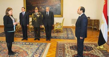 الدكتورة هالة يوسف مقرر المجلس القومى للسكان وزيرة الدولة للسكان الجديدة