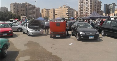 بالصور تعرف على أسعار المستعمل فى سوق سيارات مدينة نصر اليوم