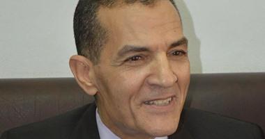 الدكتور عبدالحى عزب رئيس جامعة الازهر