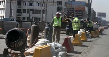المرور: إغلاق جزئى لمحور النصر بسبب أعمال تغذية غرفة محولات كهرباء لمدة يوم