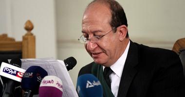 """تأجيل محاكمة المتهمين فى أحداث """"الذكرى الثالثة لثورة يناير"""" لـ14 مايو"""