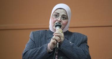 الدكتورة بثينة كشك وكيل وزارة التربية والتعليم