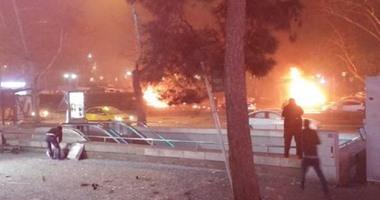 انفجار صخم فى تركيا _صورة أرشيفية