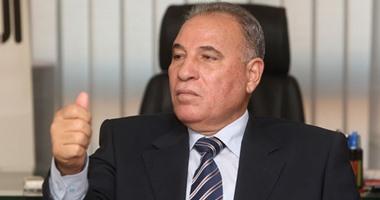 احمد الزند وزير العدل الأسبق