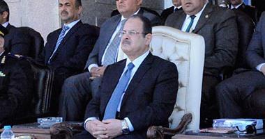"""""""أ ش أ"""": استشهاد 5 مجندين شرطة فى انفجار عبوة ناسفة بالعريش"""