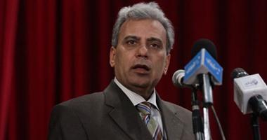 جابر نصار يصدر قرار بتعيين ياسر مناع مديرا لأمن جامعة القاهرة