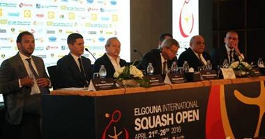 ساويرس: عمرو منسى يستحق الدعم وواثق من نجاح بطولة الجونة للاسكواش