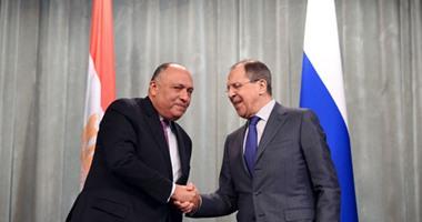 الخارجية: اجتماع وزيرى خارجية ودفاع مصر وروسيا بالقاهرة نهاية مايو