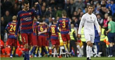 توقيت مباراة ريال مدريد وبرشلونة والقنوات الناقلة